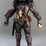Elder Predator Cinematic Model
