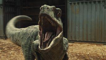 Jurassic World breakdowns