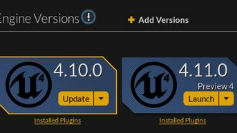 Unreal Engine 4.11 Preview