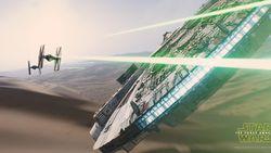 Star Wars: il Risveglio della Forza - Vfx Breakdown Edit