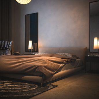 Soft Bedroom