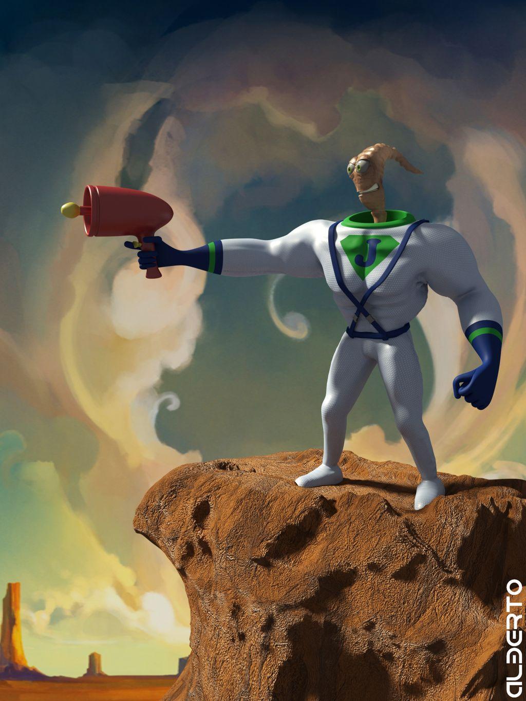 Super Earthworm Jim