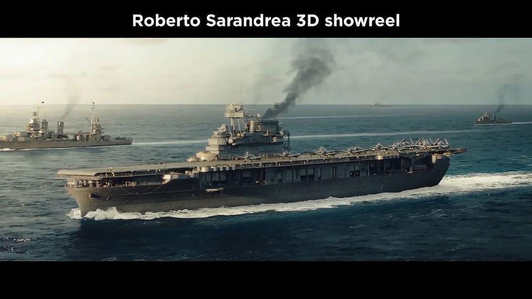 Showreel - Roberto Sarandrea -