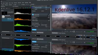 Kdenlive 16.12.1: video editor open source anche per Windows