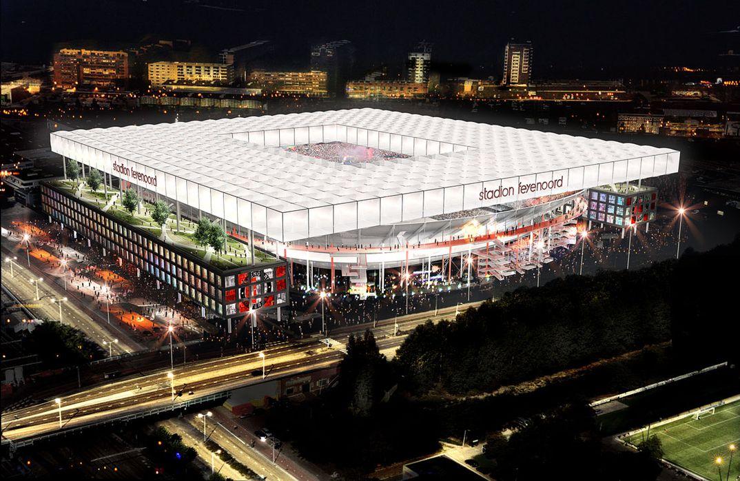 Feyenoord Stadium