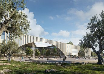 Winning Project: The new Hospital in Andria