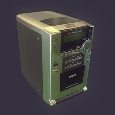Stereo Philips MC118