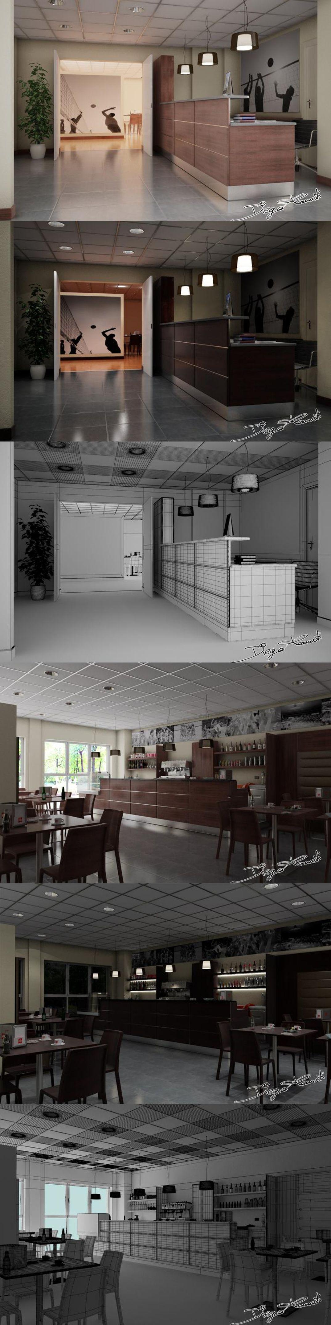 Bar + Reception