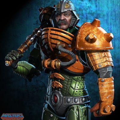Duncan-Man at Arms