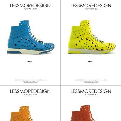 Varianti colore sneaker