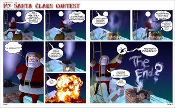 My Santa Claus 2005