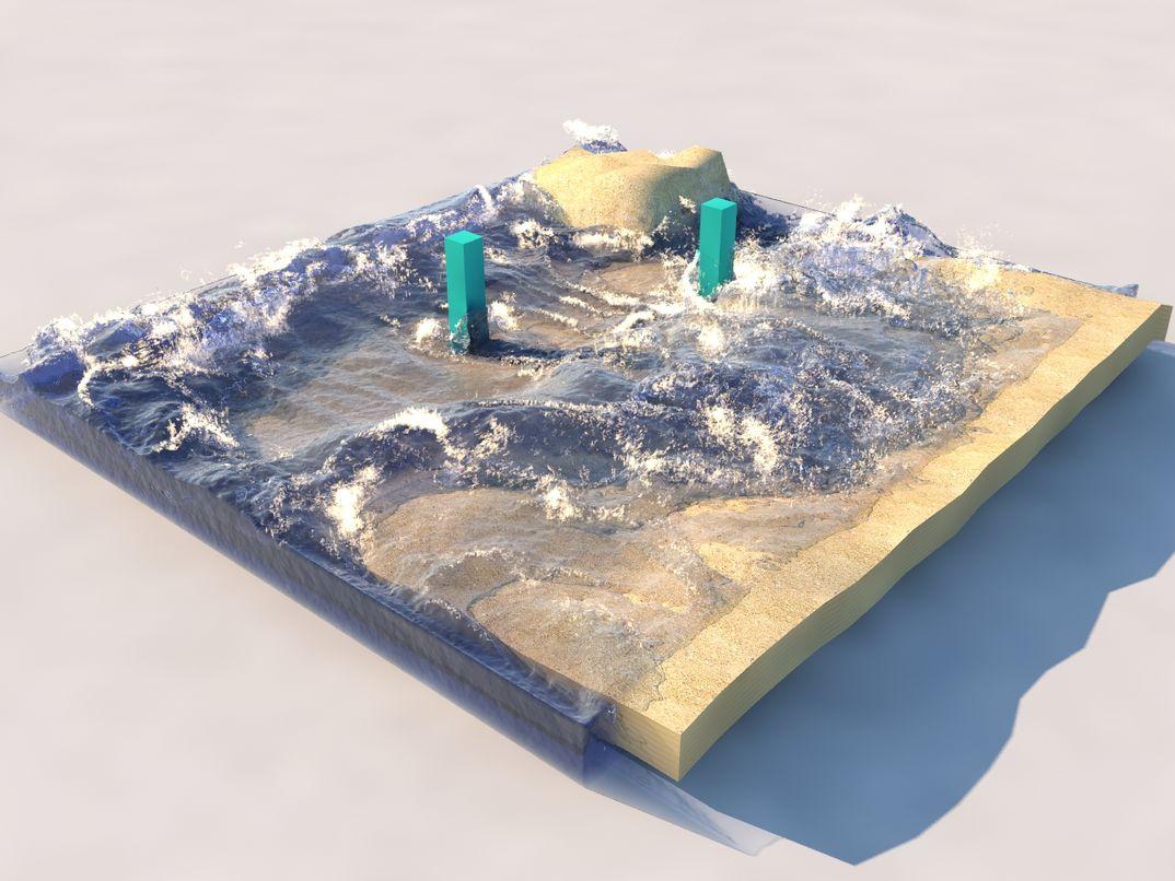 Test Mare in PhoenixFD 3