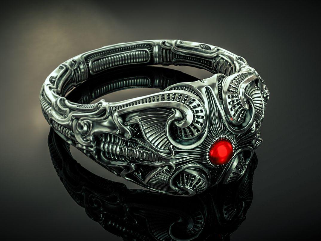Ring ArtNouveau