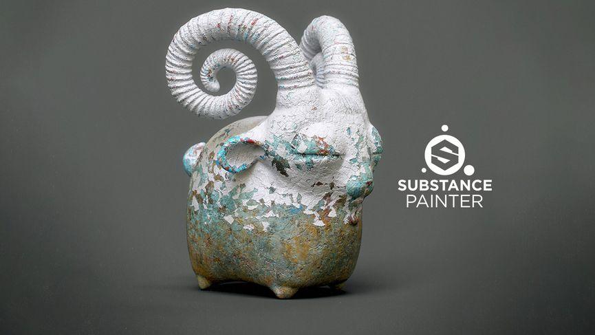 Substance Painter 2017.3