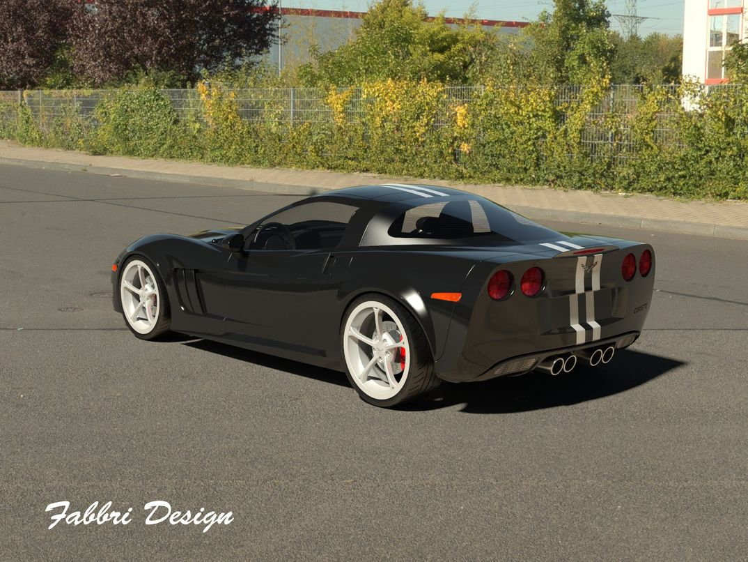 Corvette....