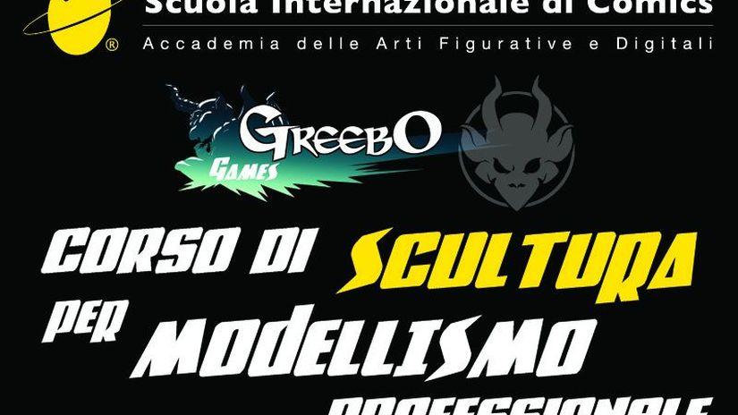 Corso di Scultura per il Modellismo Professionale