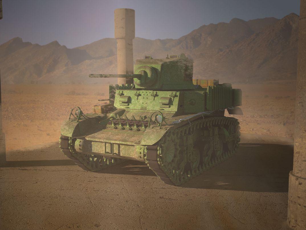M3 Tank