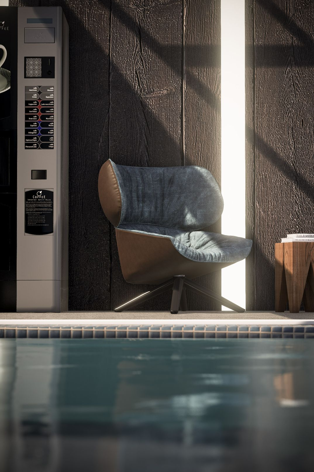 ARCHVIZ POOL UNREAL ENGINE 4.14