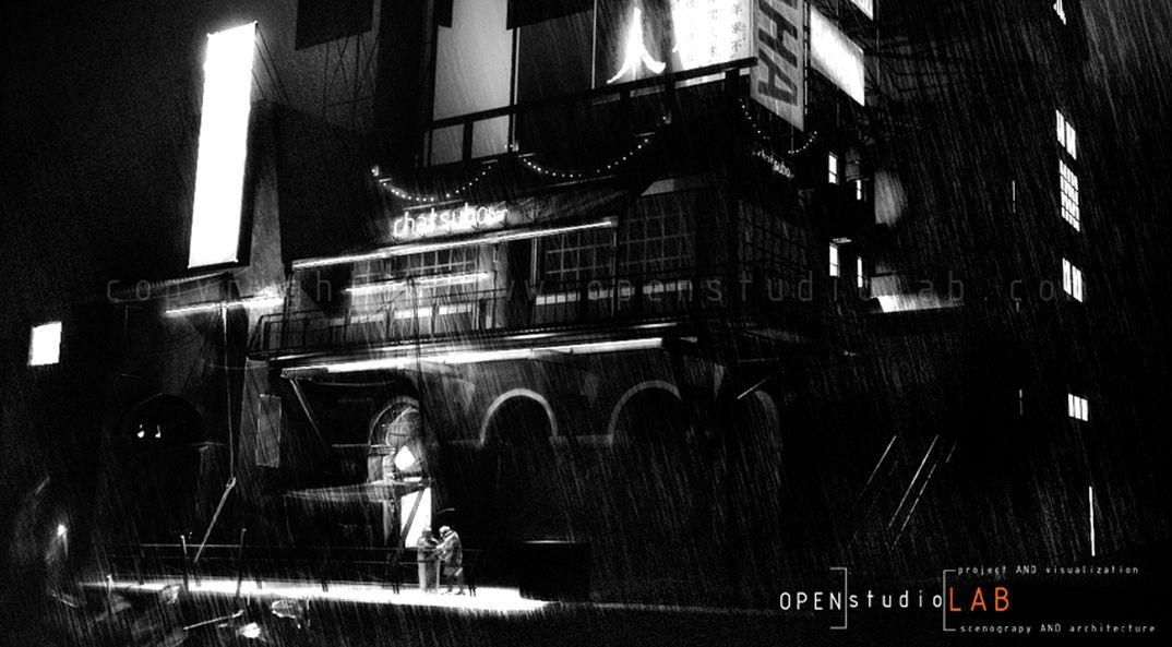 Notte A Chiba