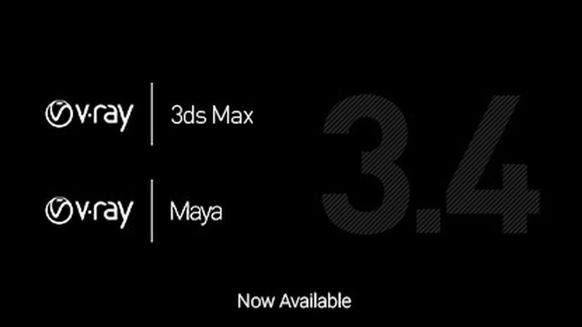 V-Ray 3.4 per Maya