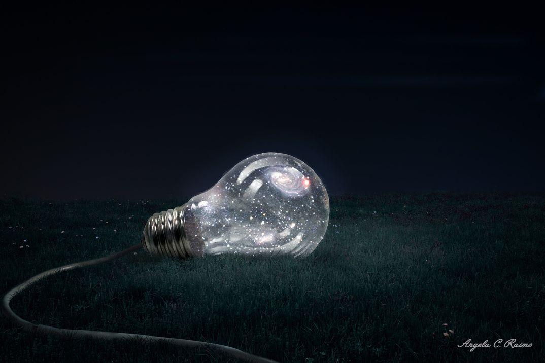 A simple light bulb