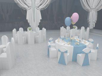 Sala da ballo del matrimonio di un mio collega