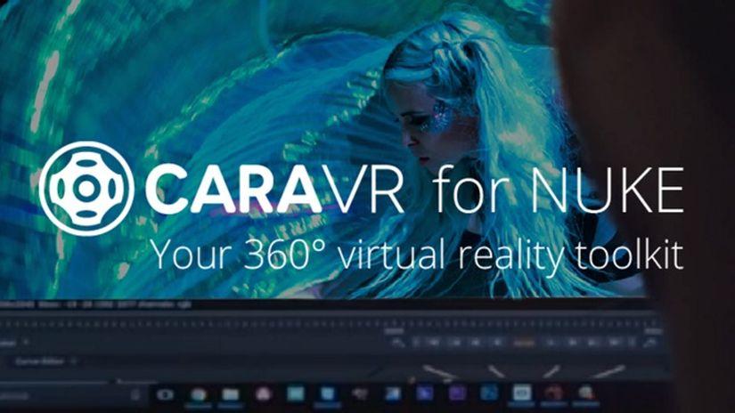 Cara VR per Nuke