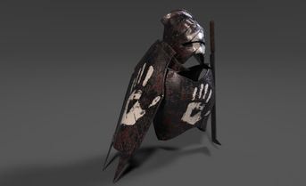 Uruk-Hai Armor