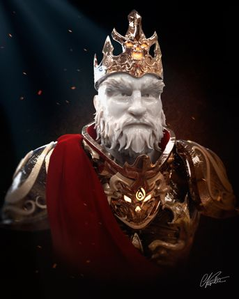 In memoria del re