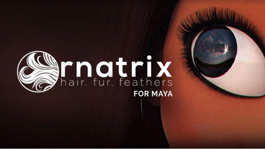 Ephere Ornatrix per Maya