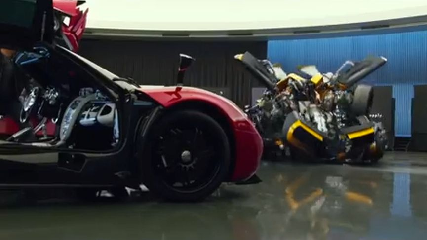 Transformers 4: Age of Extinction - Primo Trailer Ufficiale