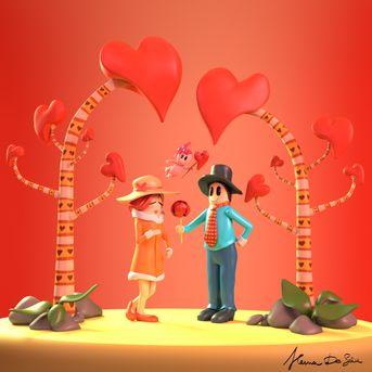 Love beetween Toys