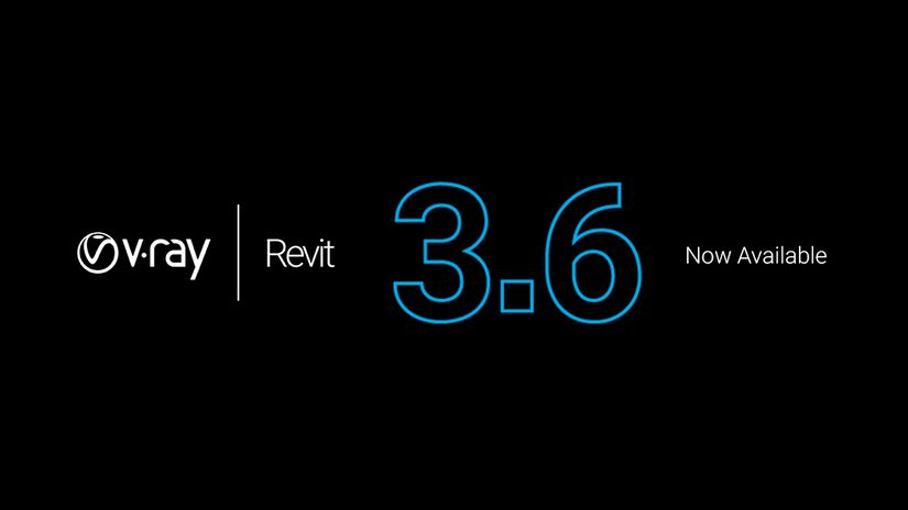 V-Ray 3.6 for Revit