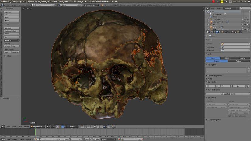 3D scan e fotogrammetria: sette soluzioni a confronto