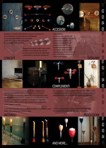 Brochure Di Prodotti Design