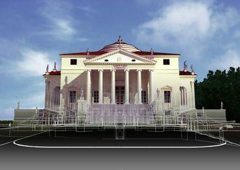 La Rotonda di Andrea Palladio