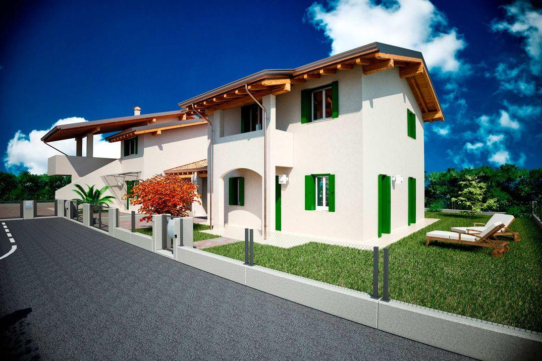 Realizzazioni Rendering fotorealistici 3d : Architettura