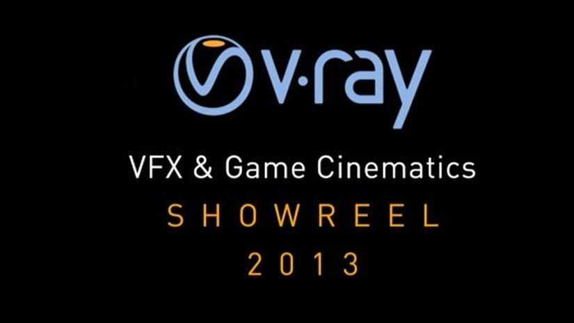 V-Ray VFX & Game Cinematics Showreel 2013
