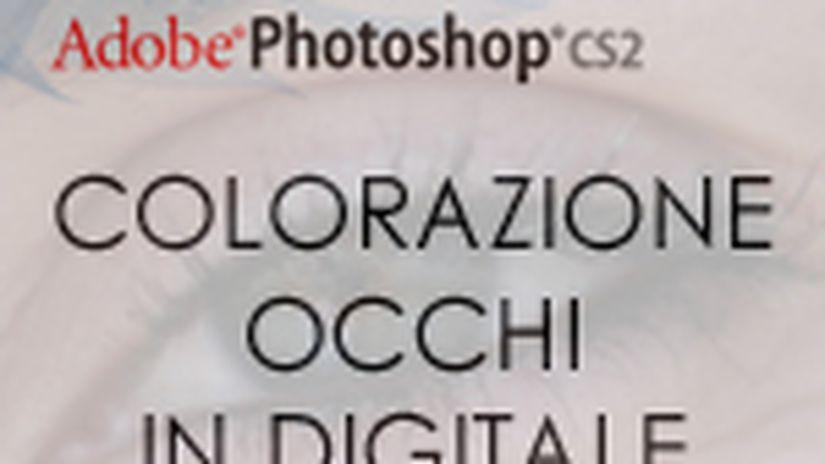 Modifica Del Colore Degli Occhi In Digitale