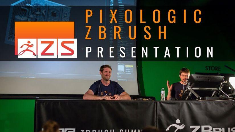 Pixologic svela alcune nuove feature in sviluppo per ZBrush
