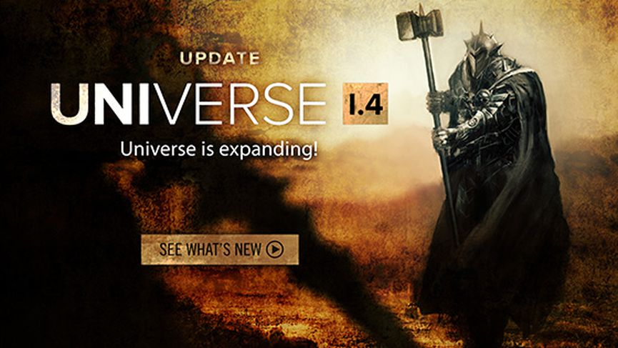 Universe 1.4