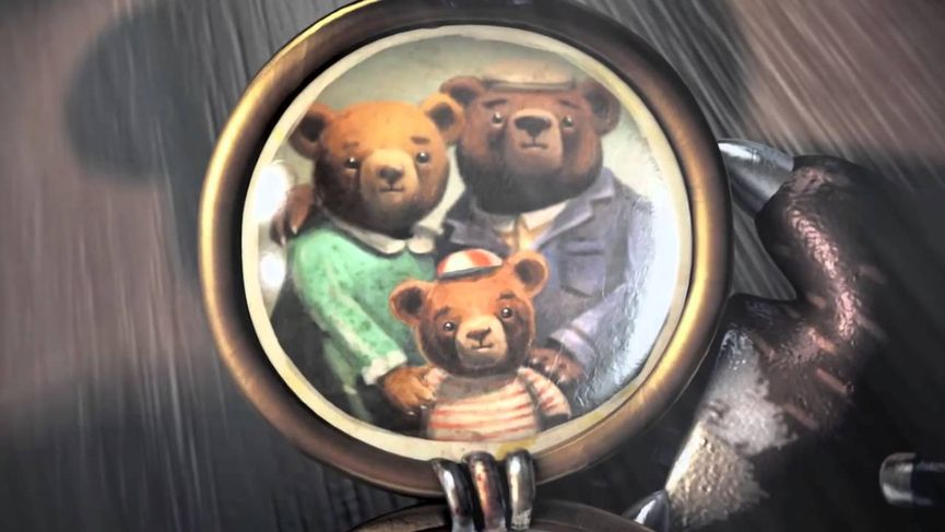 Bear Story - Oscar 2016 Best Animation Short