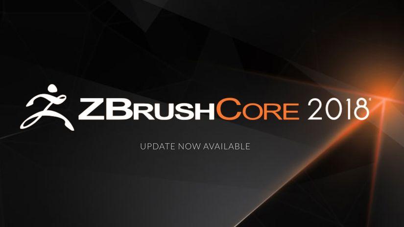 Pixologic aggiorna ZBrush Core