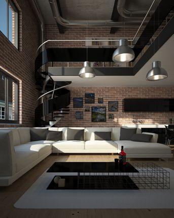 Loft- Industrial space