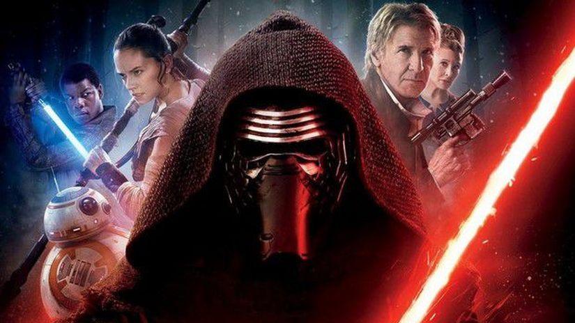 VFX BAFTA 2016 - La spunta Star Wars: Il Risveglio della Forza