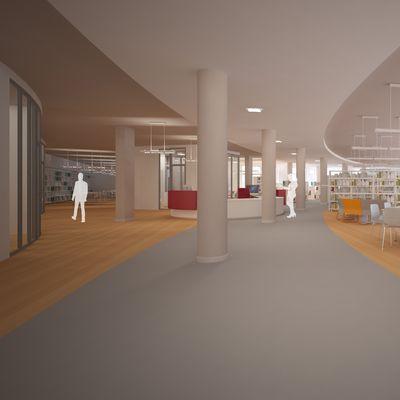 Biblioteca - Concorso