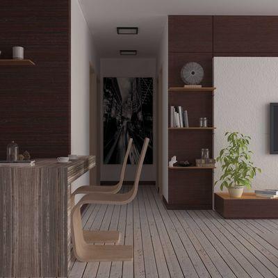 Final render interior