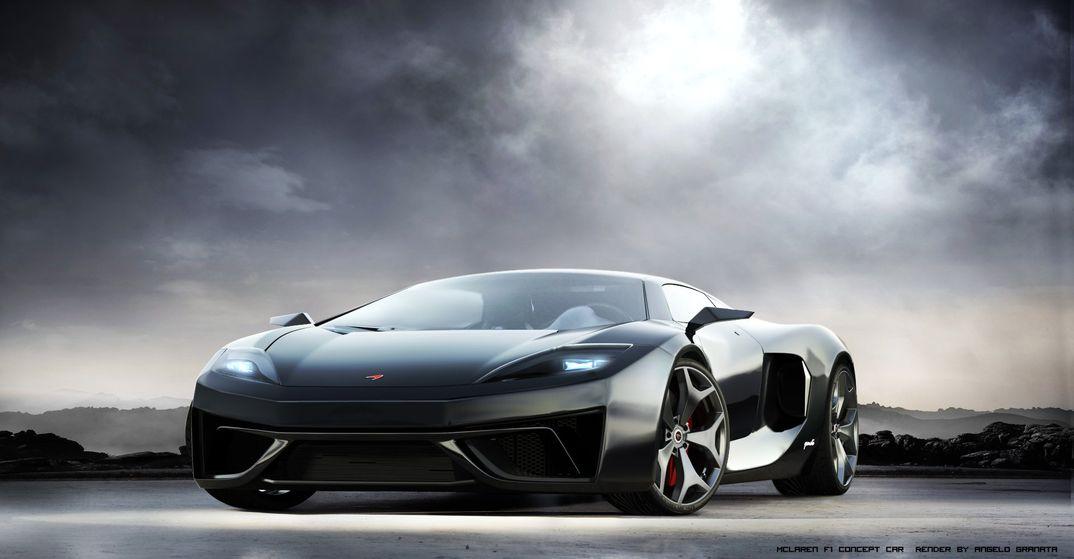 McLaren F1 Concept Car
