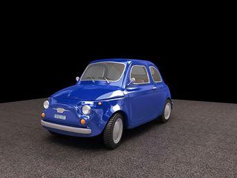 Fiat 500 - Spero Di Averla Finita (o Quasi)