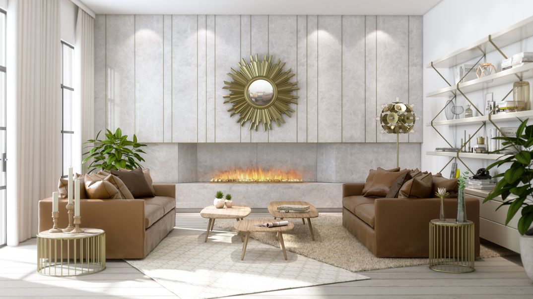 LIVING - Interior Design